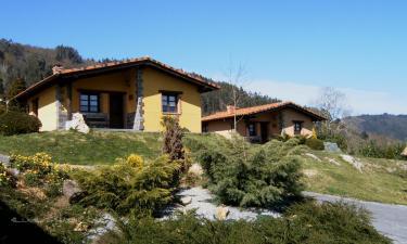 El Nogal en Bierces (Asturias)