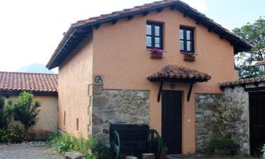 Casa de Aldea El Correntiu en Ribadesella (Asturias)