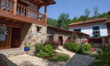 FUENCLARA  en Teverga (Asturias)