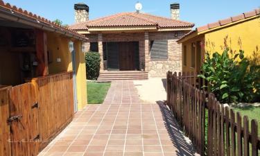 La Casa del Colmao en Sanchidrián a 8Km. de Blascosancho