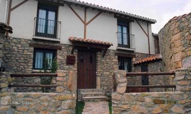 Casa Rural El Zaburdón en Gil García a 22Km. de Bohoyo