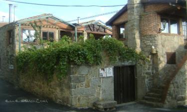 Casa Rural La Cabrejana en Tórtoles a 10Km. de Villafranca de la Sierra