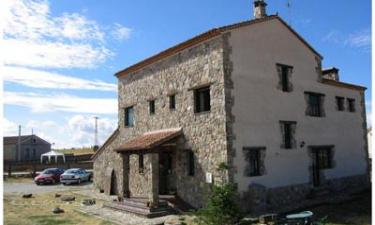 Casa Rural La Solanilla en San Esteban de los Patos (Ávila)
