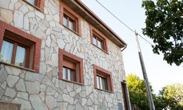 Casa Rural Valle de Iruelas en El Tiemblo a 22Km. de Sotillo de la Adrada