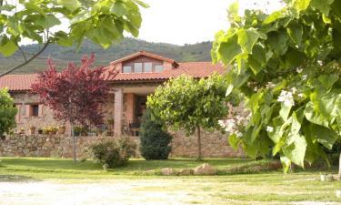 Casa Rural La Sayuela B&B