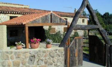 Casa Rural Luna Candeleda en Candeleda a 38Km. de Calzada de Oropesa