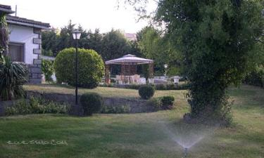 Casa Rural Las Eras en Hoyocasero (Ávila)