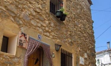 Casa Rural La Ventana de Gredos en Cabezas Altas a 15Km. de Bohoyo
