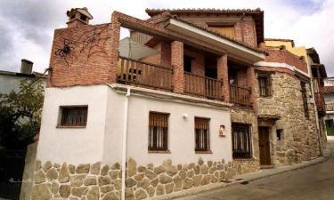 Casa Rural La Araña en Piedralaves a 14Km. de Navaluenga