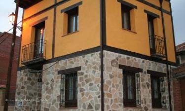 Casa Rural La Casa del Abuelo Blas en Cebreros (Ávila)