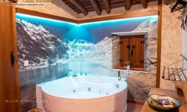 Casa Rural El Berrueco en Robledillo a 14Km. de Oco