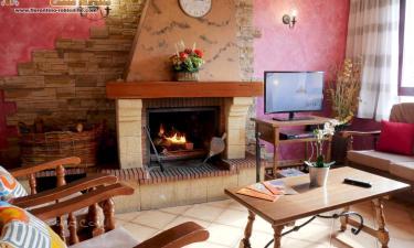 Casa Rural Los Moros en Robledillo a 7Km. de Salobralejo
