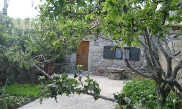 Casa Rural Barrio Arriba en Villatoro a 17Km. de Manjabálago