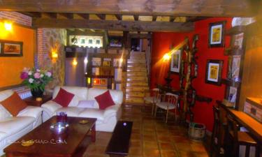 Casa Rural La Casa de la Huerta en La Horcajada a 18Km. de Bohoyo