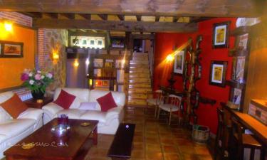 Casa Rural La Casa de la Huerta en La Horcajada a 21Km. de Piedrahíta