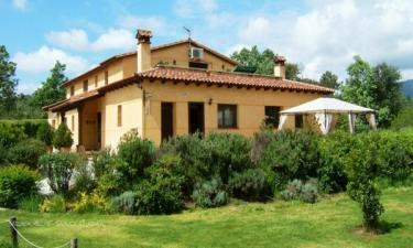 Casa Rural Chozos de Tejea en Candeleda a 19Km. de Madrigal de la Vera