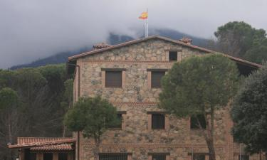 Centro de Turismo Rural Valdep en El Tiemblo a 26Km. de Pelayos de la Presa