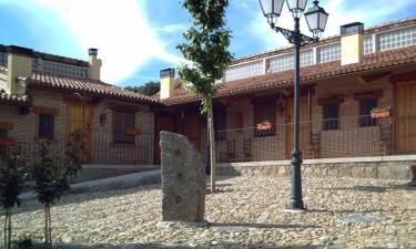 Casa Rural Las Tenadas en Bonilla de La Sierra (Ávila)