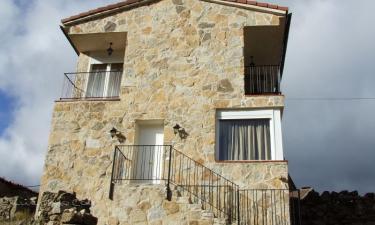 Casa Rural Puerto Chía en Navacepedilla de Corneja a 7Km. de Villafranca de la Sierra