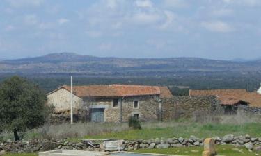 Casa Rural Albadán en La Horcajada a 18Km. de Bohoyo