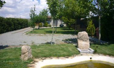 Casa Rural Tu Rincón en La Colilla a 7Km. de Salobral