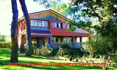 Casa Rural Venero Claro en Navaluenga a 10Km. de San Juan de la Nava
