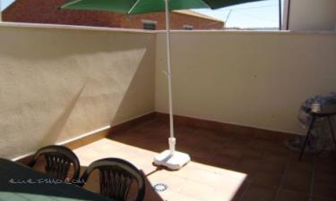 Casa del Cura en Salobral a 4Km. de La Serrada