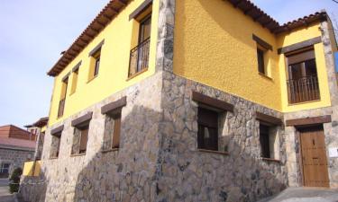 Casa Rural Casa Trini en Villanueva de Avila a 17Km. de Navaluenga