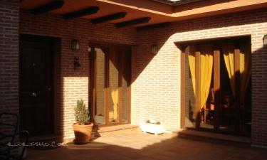 Casa rural Rincón del Esquileo en El Fresno a 5Km. de La Serrada
