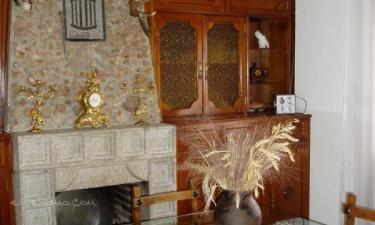 Casa Rural El Caño en Mingorría a 25Km. de Muñoyerro