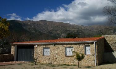 Villa-Careli en Casavieja a 11Km. de Piedralaves