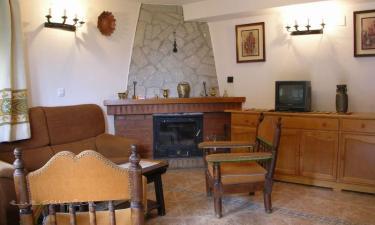 Casa rural La Vista de Gredos en Navarredonda de Gredos (Ávila)
