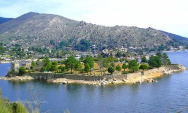 Isla del Burguillo en El Barraco a 19Km. de Sotillo de la Adrada