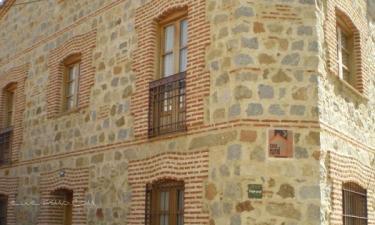 Casa rural Las Lanchas en Navaluenga a 14Km. de Piedralaves