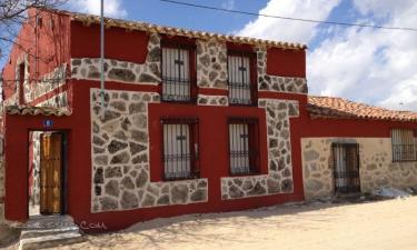 Alborada en Aldealabad del Mirón a 12Km. de La Serrada