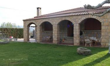 El Cordel en La Serrada (Ávila)