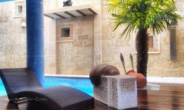 Casa Spa la Villa en Villanueva del Campillo a 14Km. de Villafranca de la Sierra