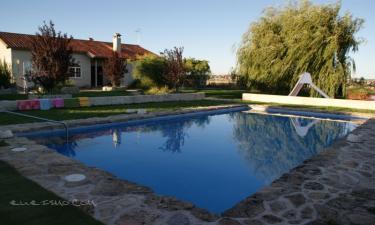 Casa Serracines en Ávila a 5Km. de El Fresno