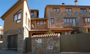 Casa Rural el Torreón I en Hoyos del Espino a 17Km. de Garganta del Villar