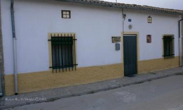 Casa Abuela Simona en Vega de Santa María (Ávila)