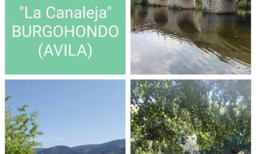La Canaleja en Burgohondo a 11Km. de Navaluenga