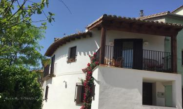 Al Alba en Lanzahíta (Ávila)