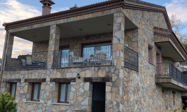 Casa Rural el Chorro en San Juan de la Nava (Ávila)