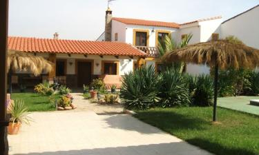 Casa Manolín en Jerez de los Caballeros a 53Km. de Alconchel