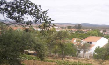 Casa Rural Los Olivos en La Codosera (Badajoz)