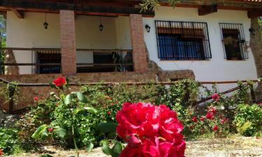 Casa de campo El Zumacal en Monesterio a 31Km. de Hoya de Santa María