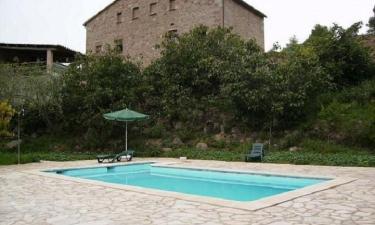 Casa Rural Cal Cabreta en Cardona a 35Km. de Claret