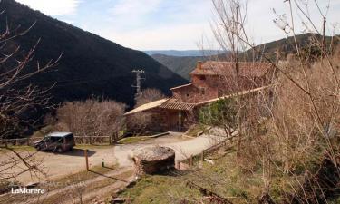 Casa Rural La Morera en El Brull (Barcelona)