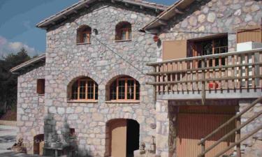 Casa Rural Cal Pipaire en Vallcebre a 37Km. de Aranser