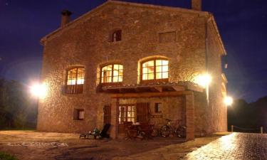 Casa Rural La Balconada en Gironella (Barcelona)